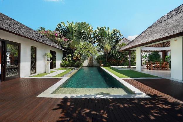 Villa 2 BR Villa with Luxury Private Pool B fast