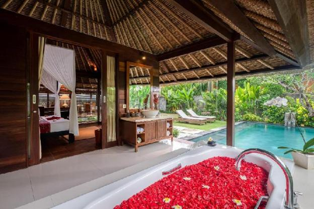 One BR Pool Villa-Breakfast#MVS