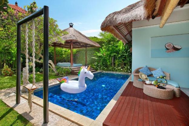 Two BR Villa w Private Pool-Breakfast#KVS