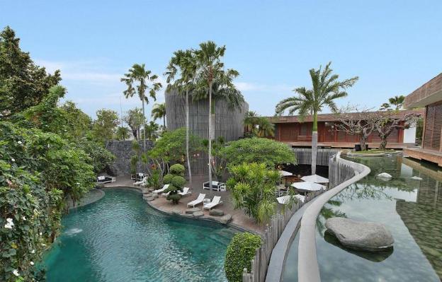 4 BR Presidential Pool Villa-Breakfast#PS