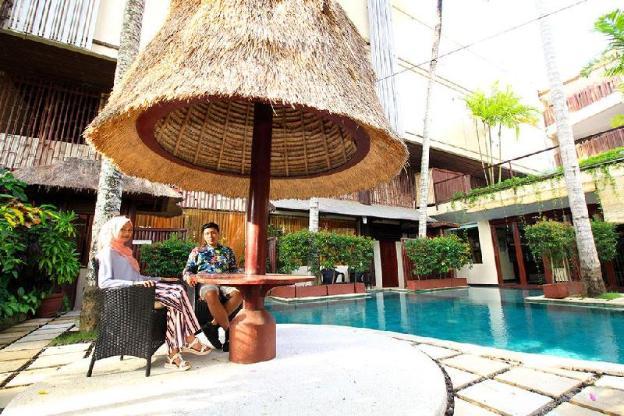 Duplex Villa Pool View-Breakfast|KKJ