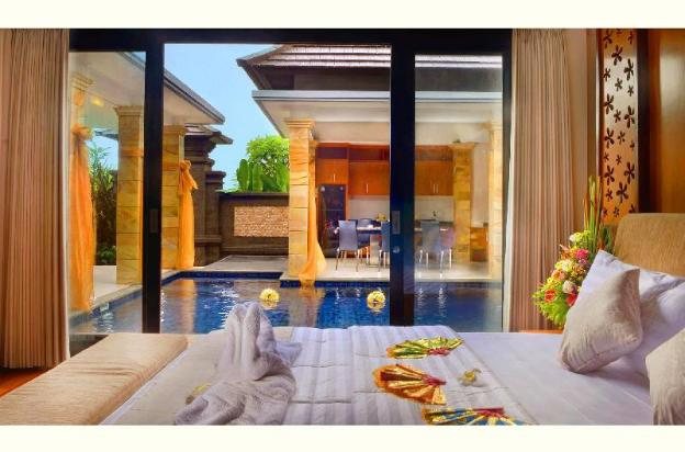 Two BR Villa with Private Pool-Breakfast|KMV