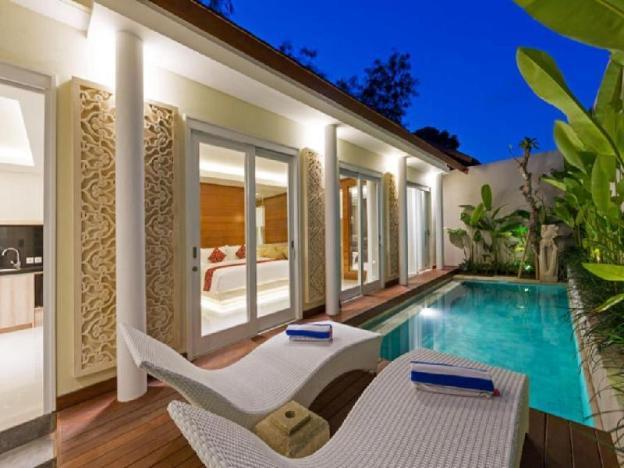 1 BR Villa with Private Pool-Breakfast 