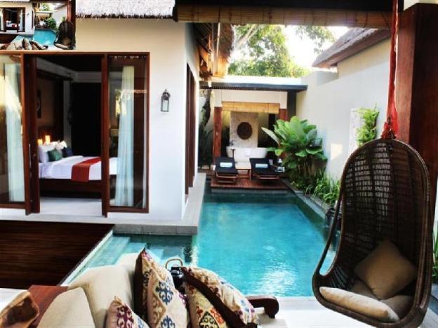 Deluxe Pool Villa-Breakfast RVC