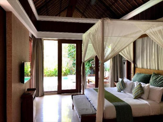 Deluxe Pool Villa-Breakfast|RVC