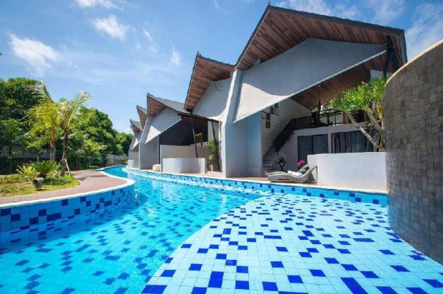 Two BR Villa with Private Pool-Breakfast|DV