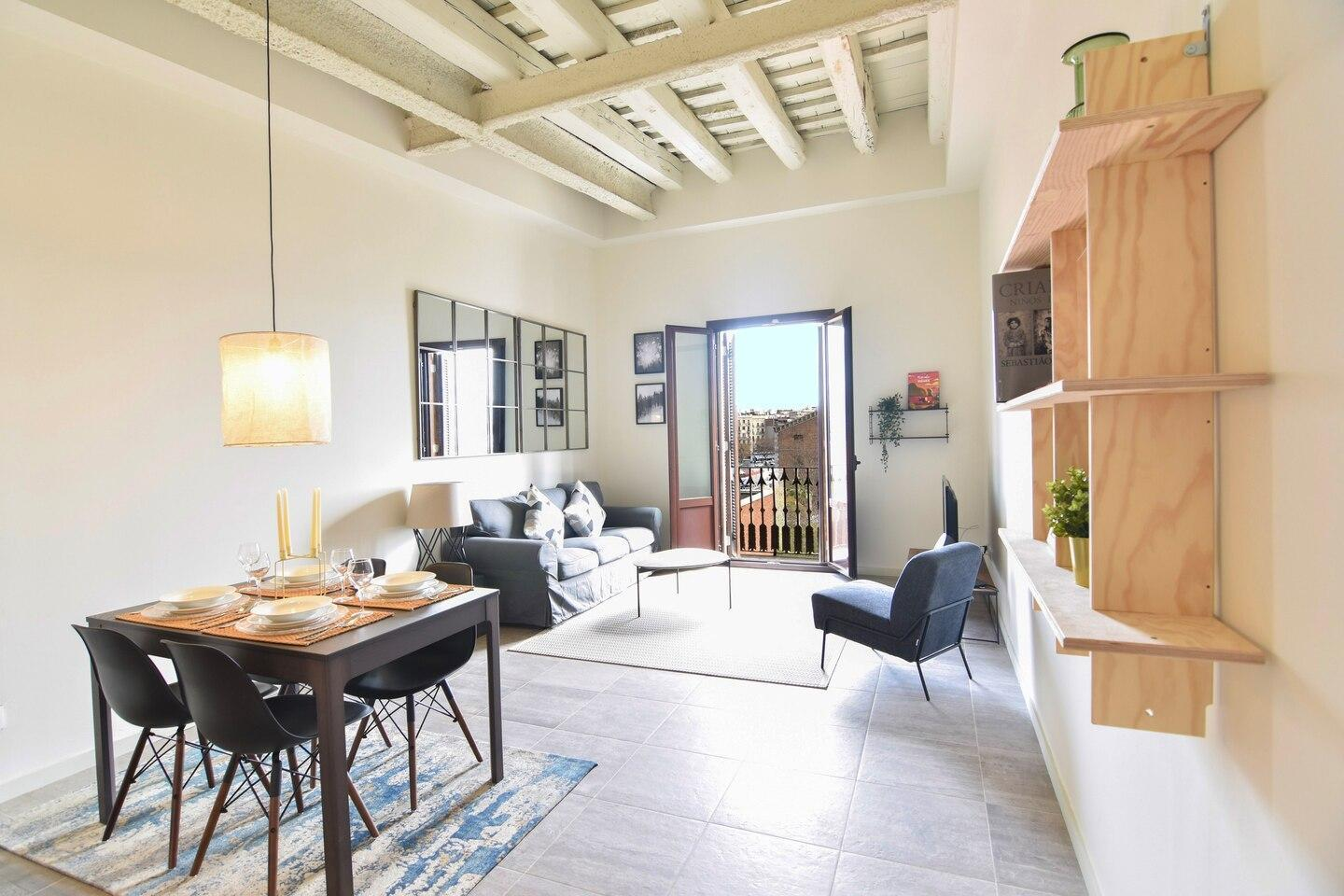 Exceptional Port Vell Apartment