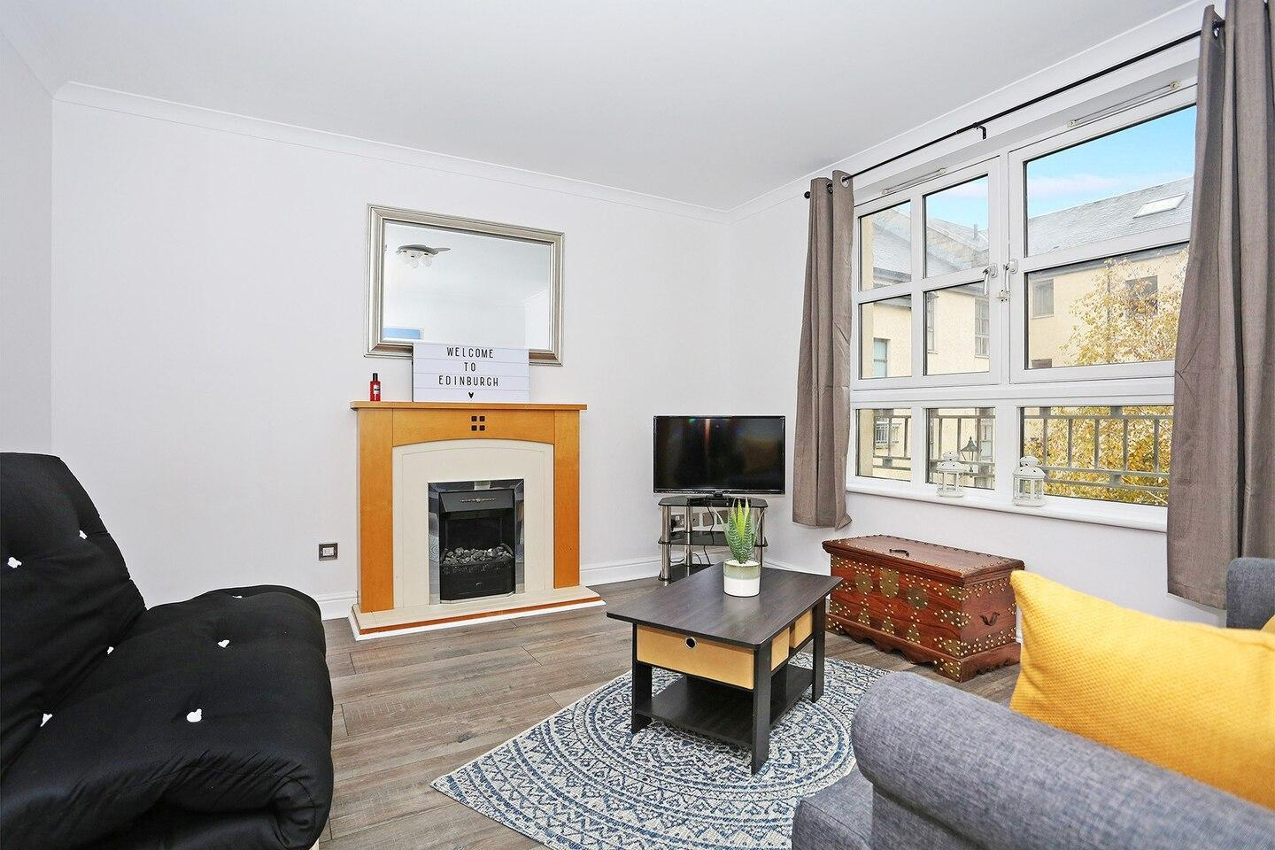 Apartment near The Royal Mile with Free Parking
