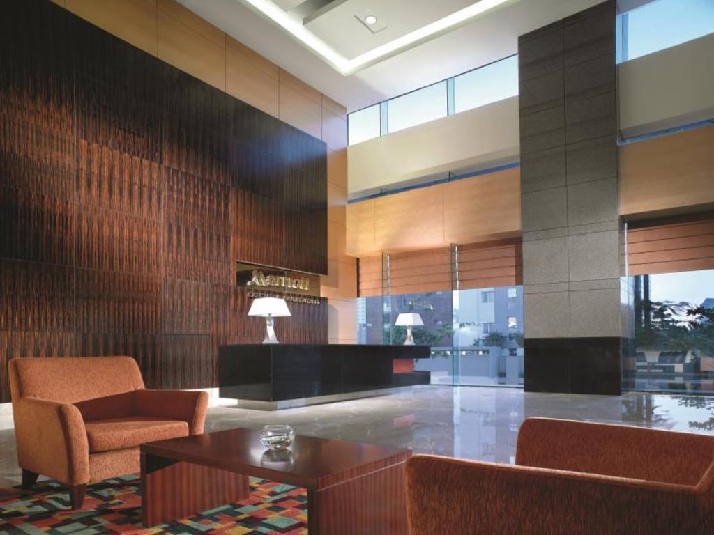 Alivio Suites Kuningan The Mayflower Jakarta Marriott Executive Apartments Hotels Book Now