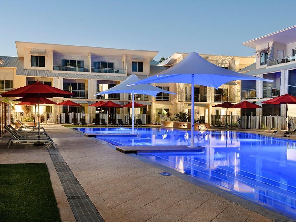 Price Oaks Broome Hotel