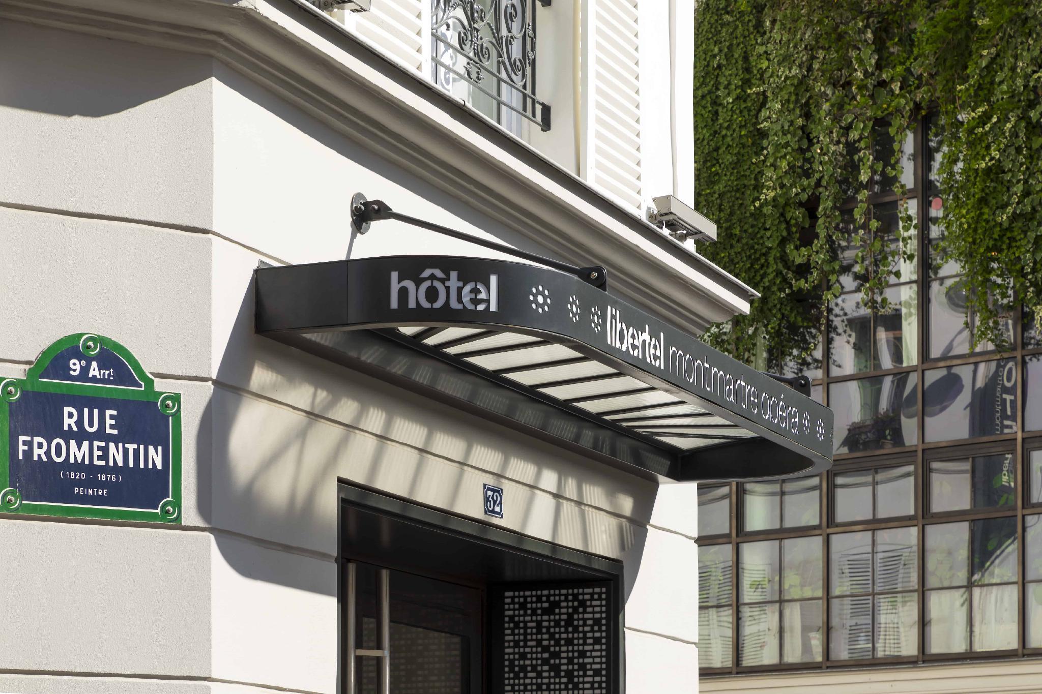 Hotel Libertel Montmartre Opéra