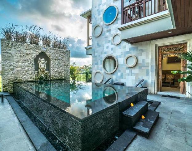One-Bedroom Private Pool Villa + Brkfst @ubud