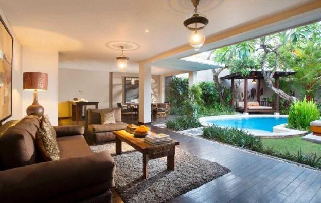 One Bedroom Pool Villa + Brkfst @Kuta