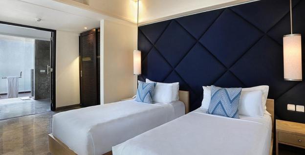Three Bedroom Royal Pool Villa + Brkfst @Seminyak