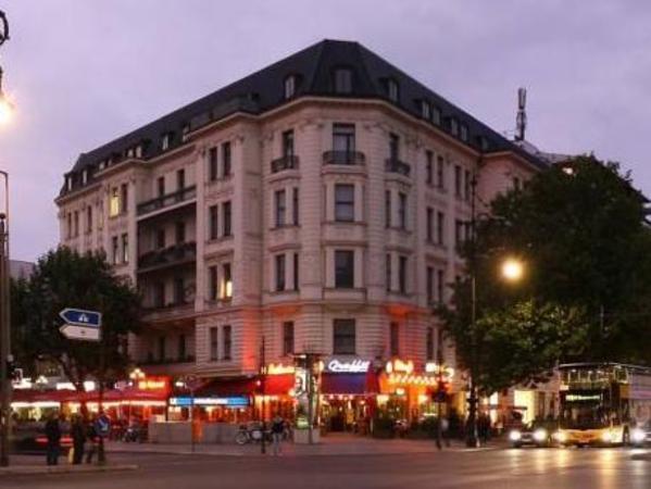 Hotel-Maison Am Adenauerplatz Berlin
