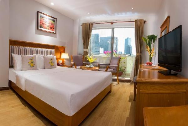 Cherry Hotel Ho Chi Minh City