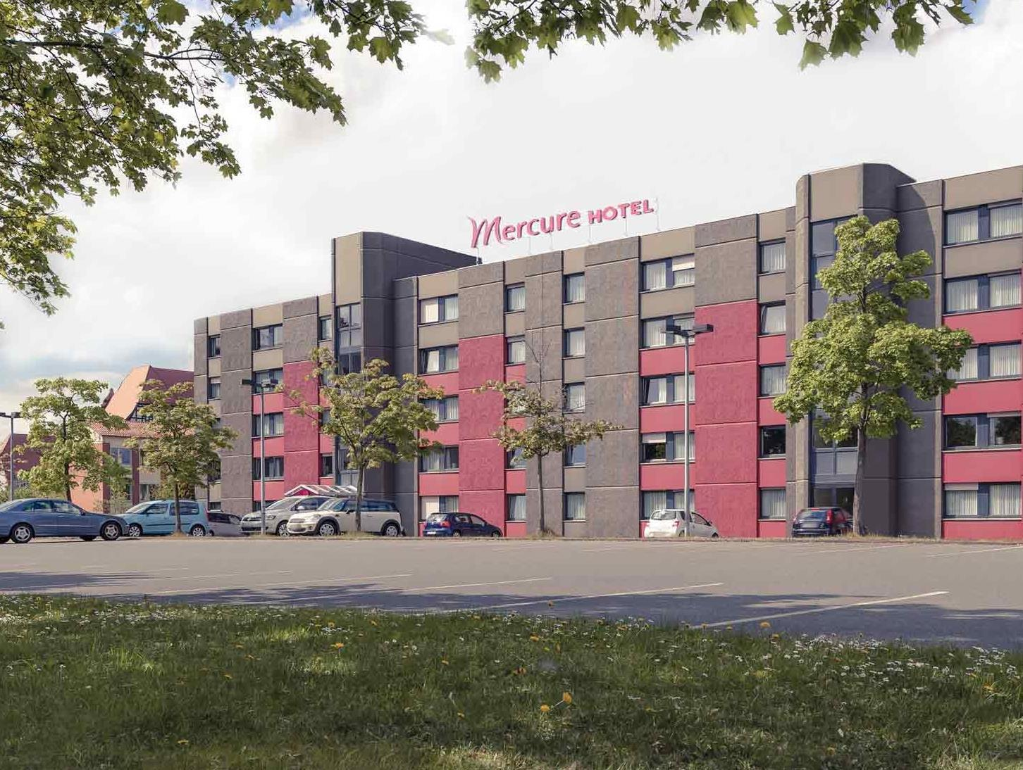 Fuerther Hotel Mercure Nuernberg West