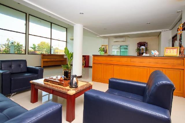 ยิ่งเจริญ อพาร์ตเมนต์ – Yingjaroen Apartment