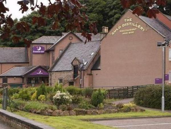Premier inn inverness Centre - Milburn Rd Inverness