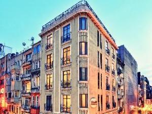 한눈에 보는 산타 오토맨 호텔 (Santa Ottoman Hotel)