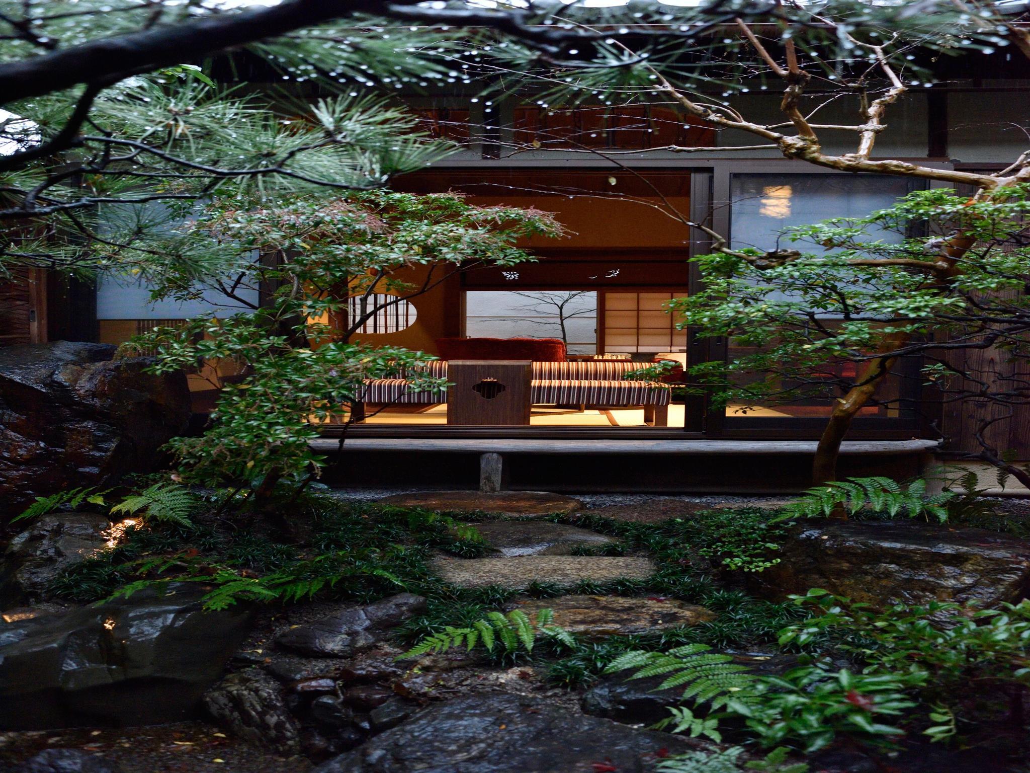 Muromachi Yutone Serving Kyoto Cuisine Ryokan