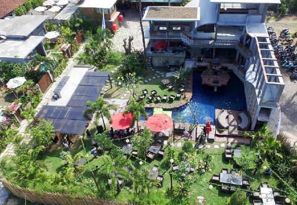 Pipe Dream Villas Resort Lombok