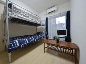 SG 1 Bedroom Apt near Namba&Dotonbori 501(BB)