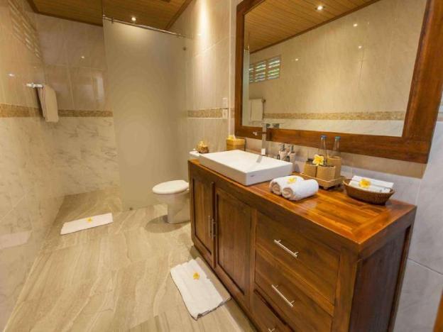 2BR Privat Pool Villa - Breakfast - Pool View