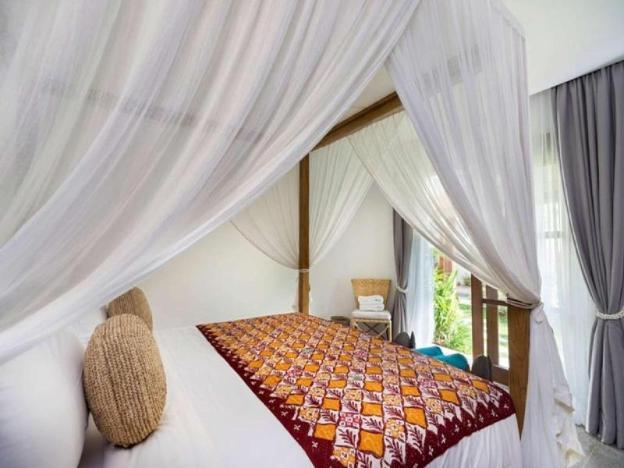 Superior Room - Breakfast+King Bed+Garden View