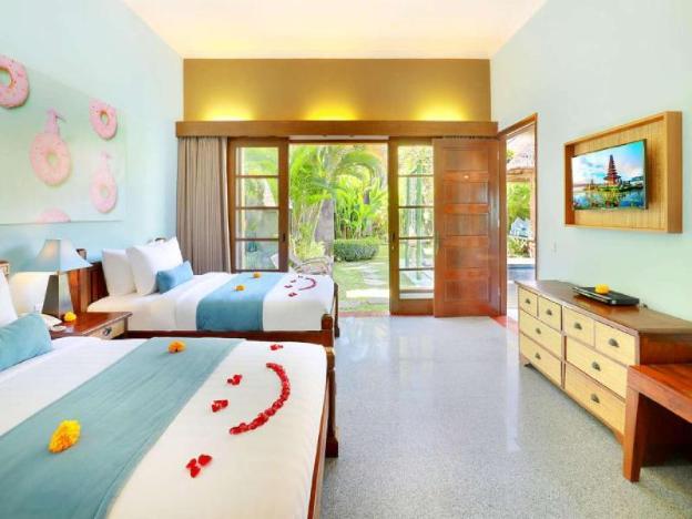 Superior Room + Breakfast + With Garden View