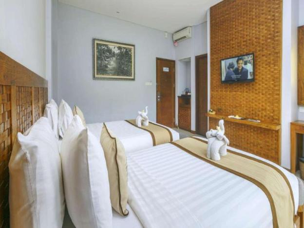 Presidential Pool Villa+B'fast+Spa Center+massage