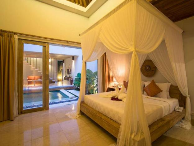 1BR Stunning Private Pool Villa+Bf  W/Lovely Staff
