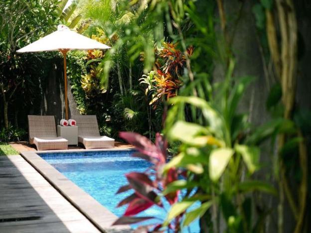 1 BR Paradise Pool Villa+B'fast+ Garden view