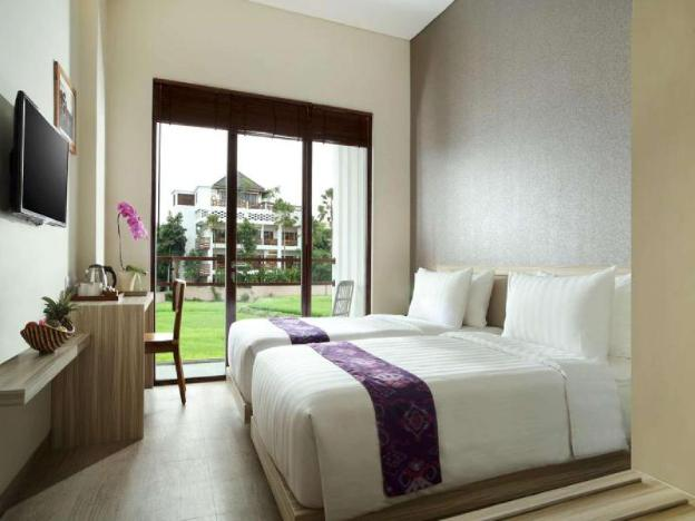 Deluxe Room+Breakfast+paddies view+monkey forest