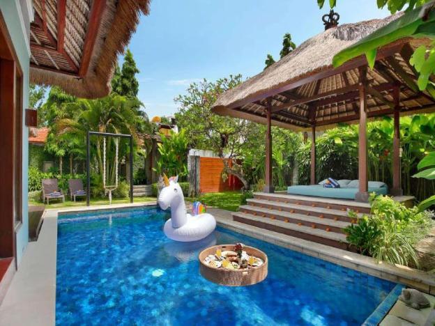 2BR Luxury Taste Private Pool Villa+B'fast+Kitchen