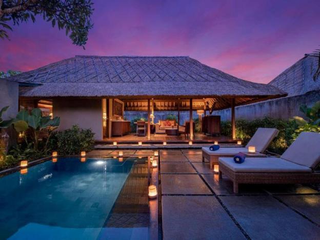 1 BR Pool Villa+Breakfast w/ Garden View @Seminyak