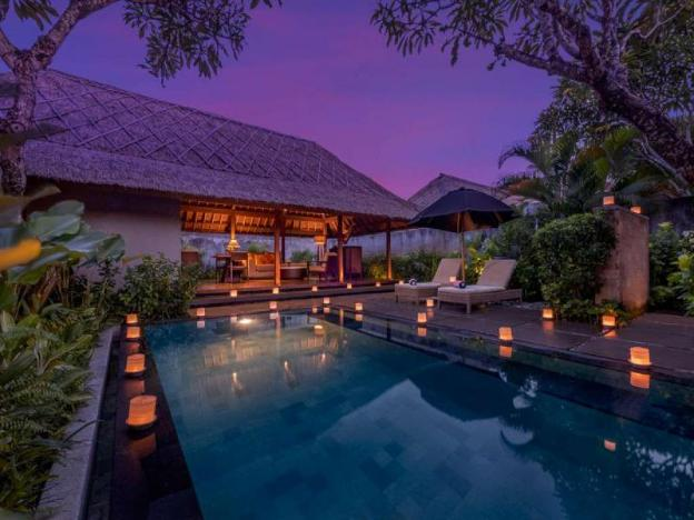 2 BR Luxury Private Pool Villa+Breakfast @Seminyak