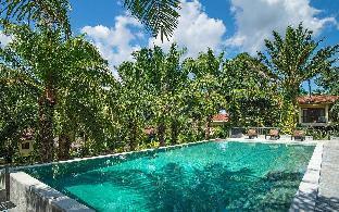 [ノッパラットタラ]一軒家(65m2)| 2ベッドルーム/1バスルーム Krabi Green Hill Pool Villas #Villa02