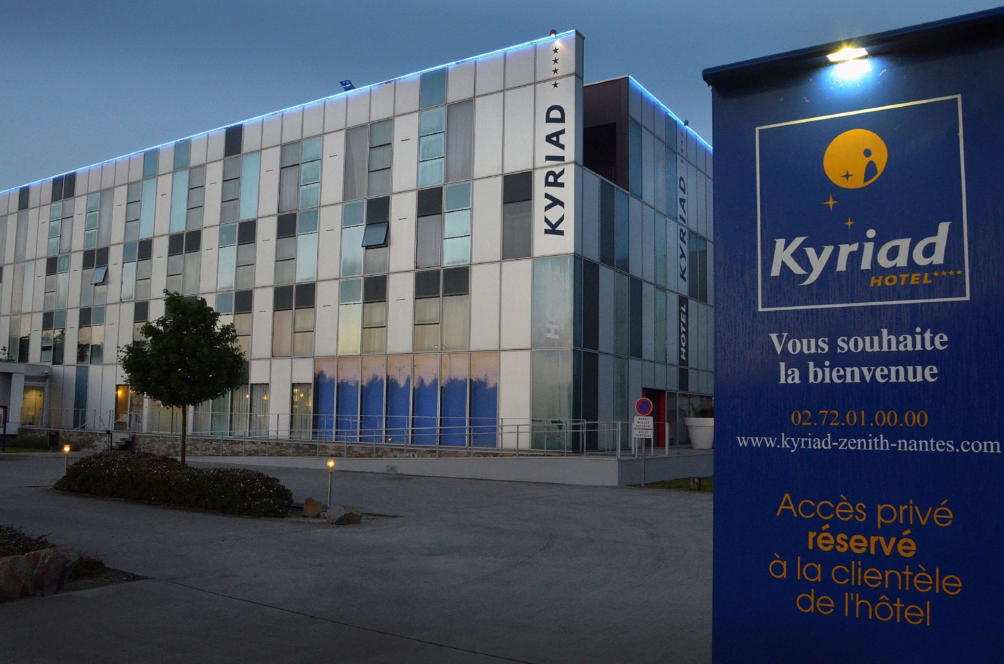Kyriad Nantes Ouest - Saint Herblain - Zénith