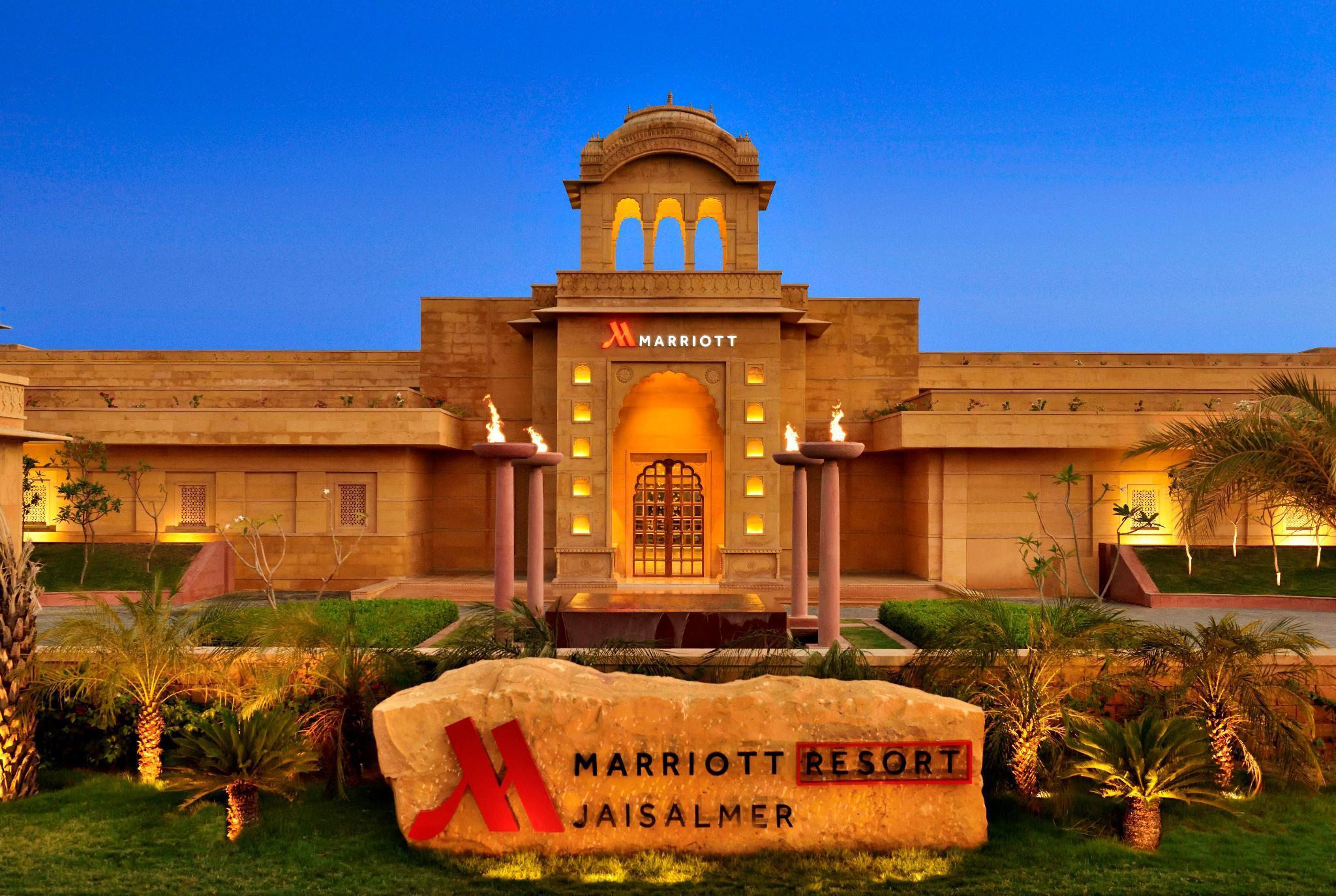 Jaisalmer Marriott Resort And Spa
