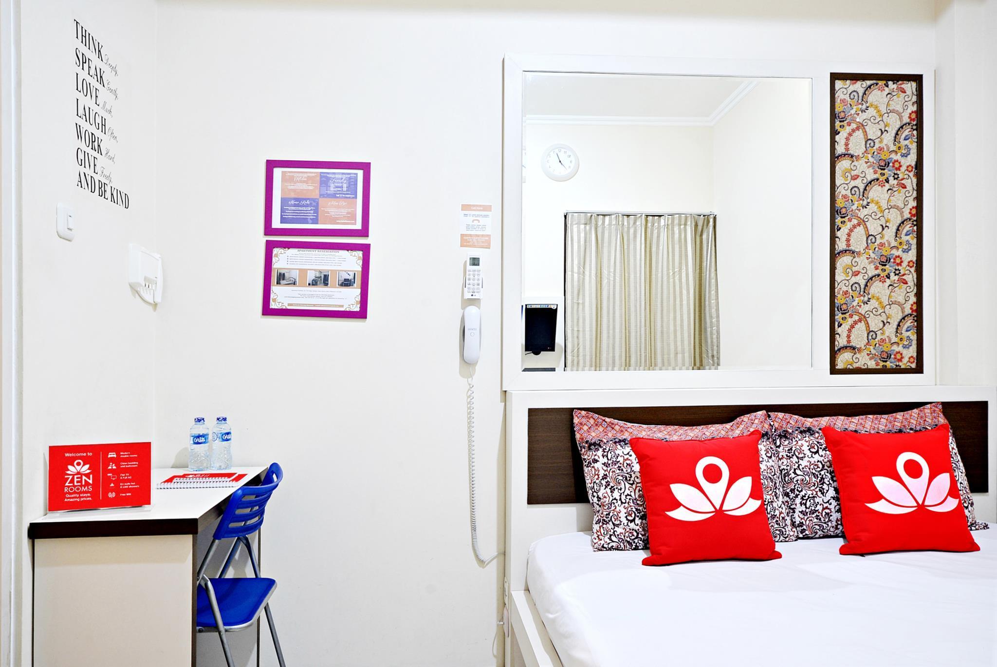 ZEN Rooms Cideng Barat