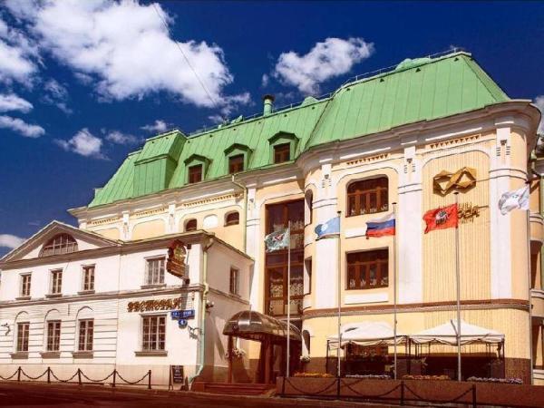 Hotel Na Kazachyem Moscow