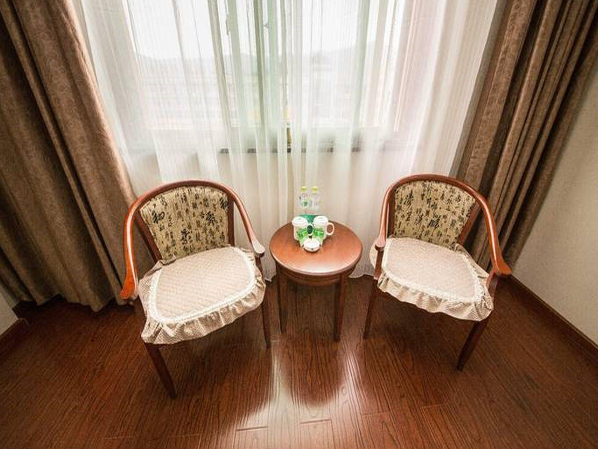 GreenTree Inn Shaoxing Zhuji Railway Station Wangyun West Road Business Hotel