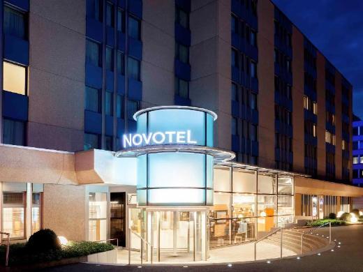 Novotel Zurich Airport Messe Hotel