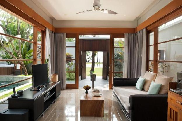 Tranquil 1 BR Villa w/ Tropical greenery view