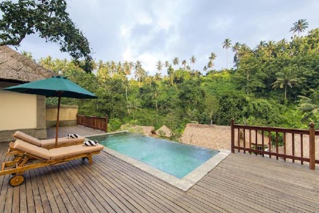 Luxury 1BR Private Pool Villa + Breakfast