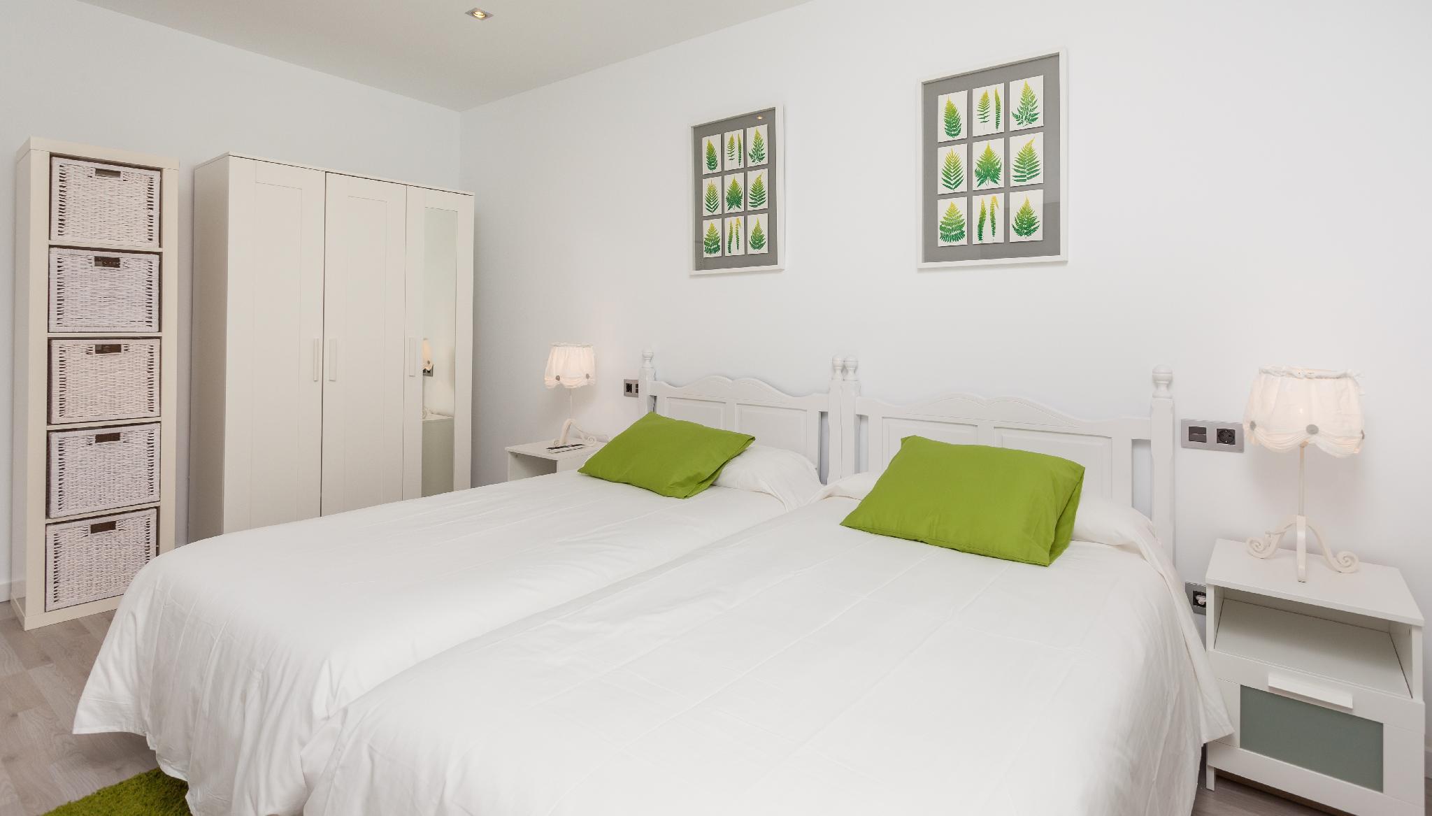 Mafloras Luxury Beach Apartment
