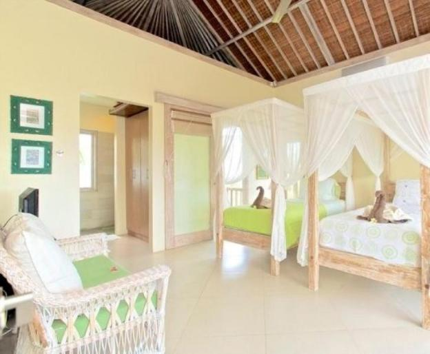 Villa Semua Suka, the RiceFields of Ubud, 2bd2baacpoolbest Bkfast in Bali
