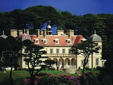 Fowey Hall   A Luxury Family Hotel