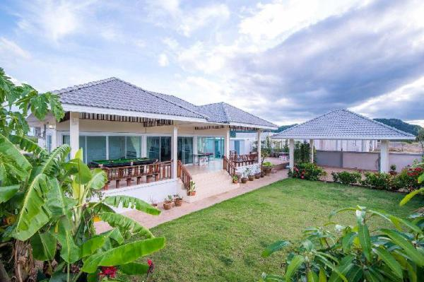 D&J Pool Villa, *The Villa is fully private* Hua Hin